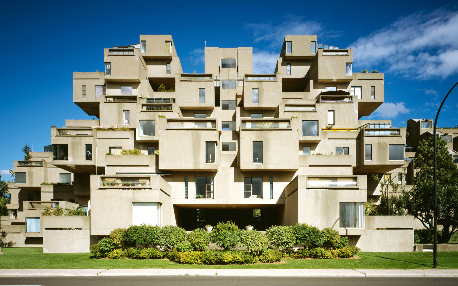 Get 'Square' at Habitat 67