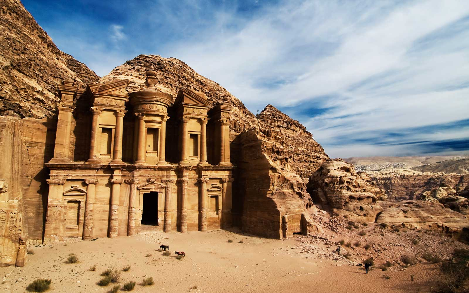 Find My Inner Indiana Jones in Jordan