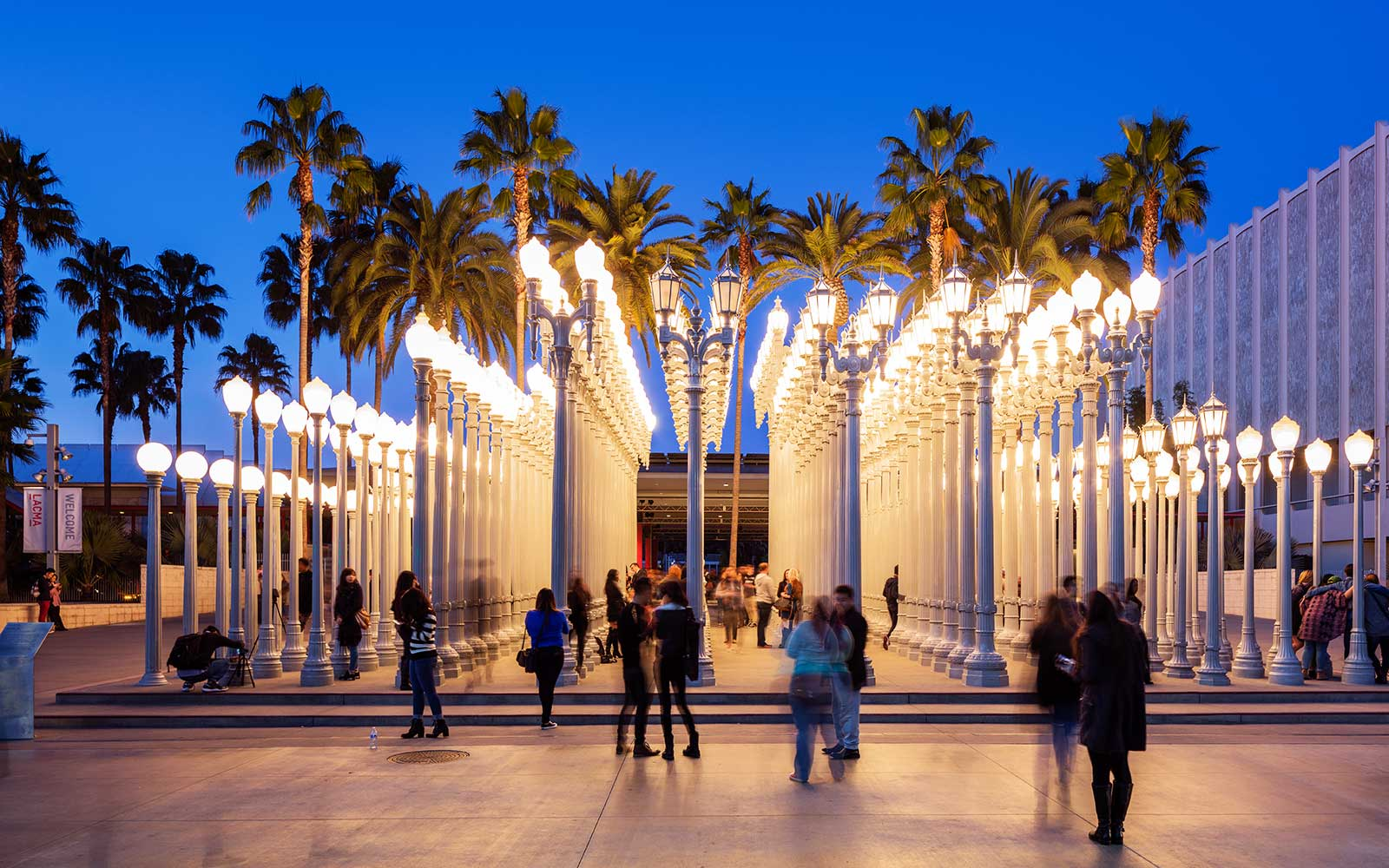 Free LA museums this weekend