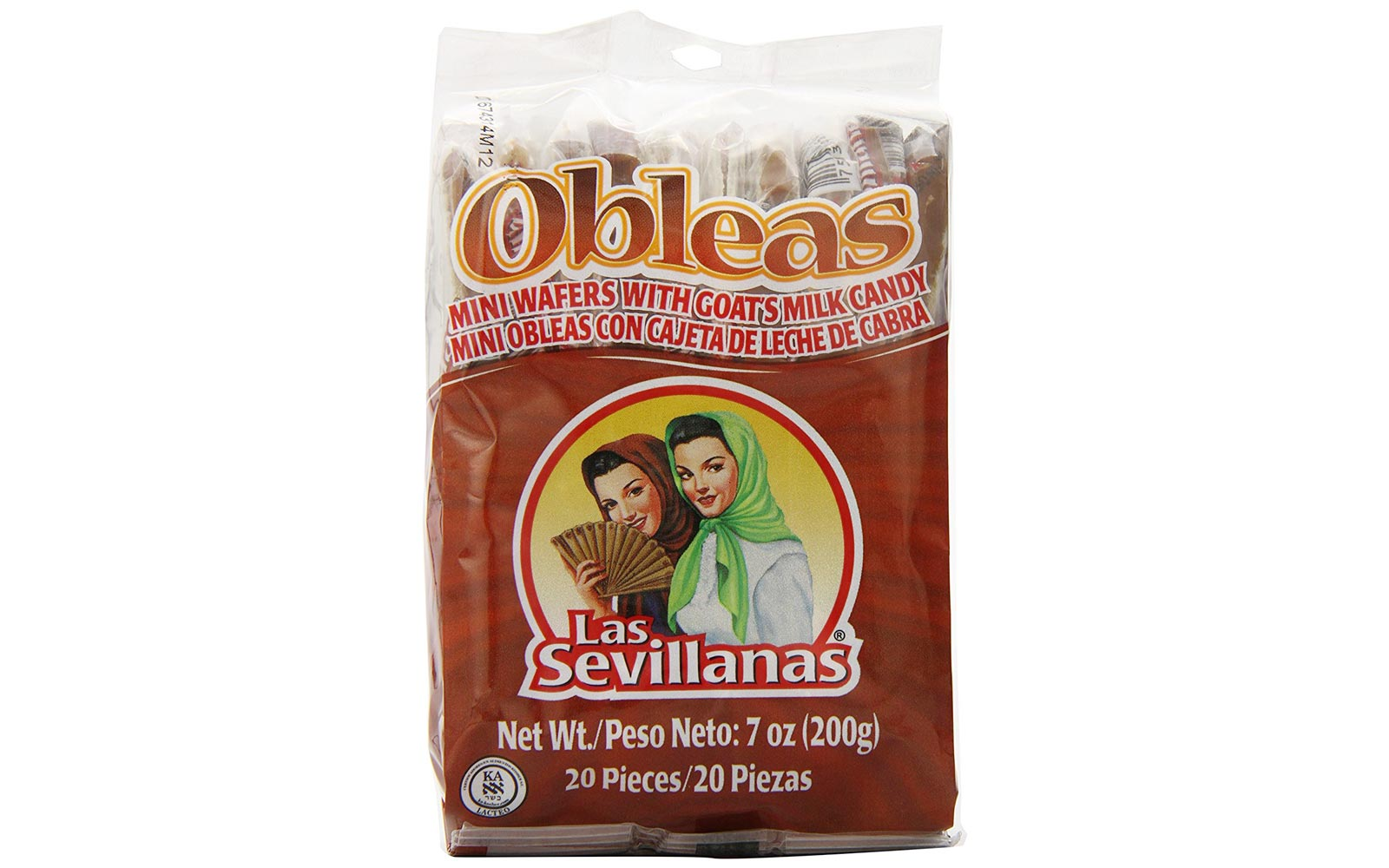 Obleas from Mexico