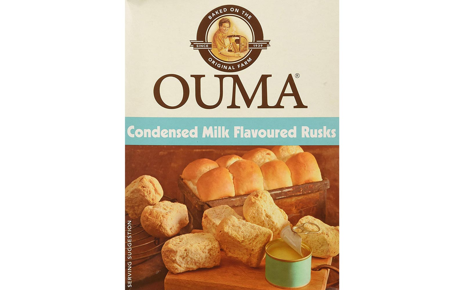 Ouma rusks from South Africa