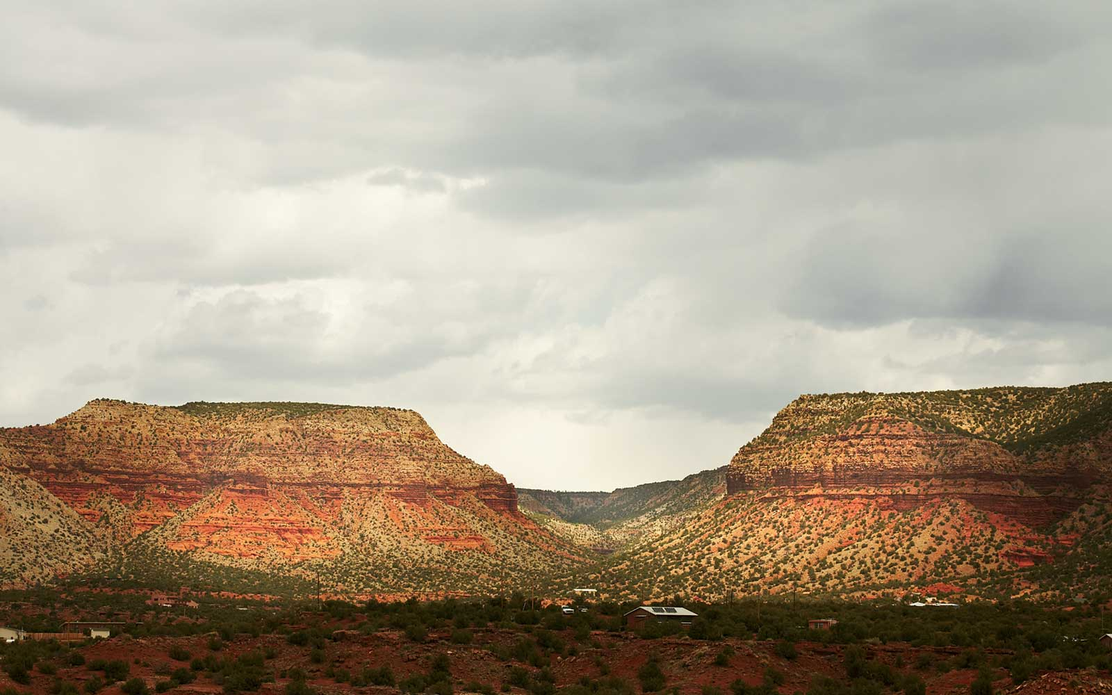 Take In the Southwest Scenery