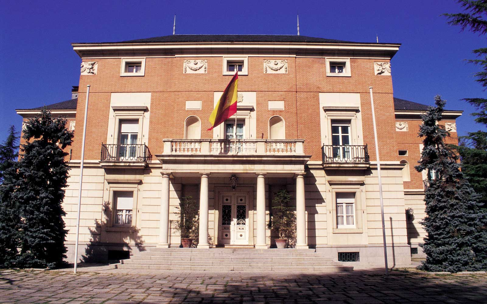Palacio de La Moncloa,   Madrid,   Spain