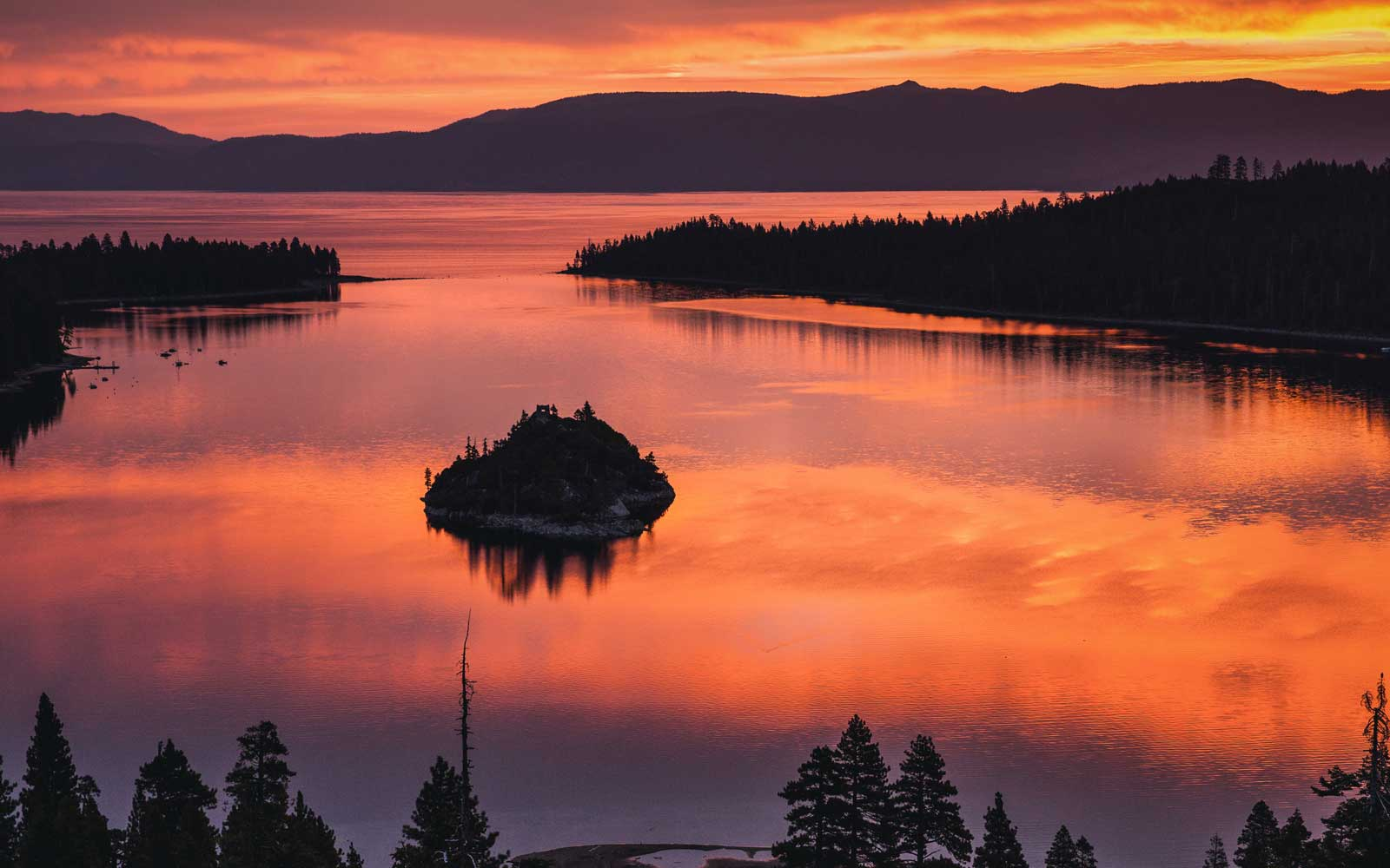 Tahoe,  California