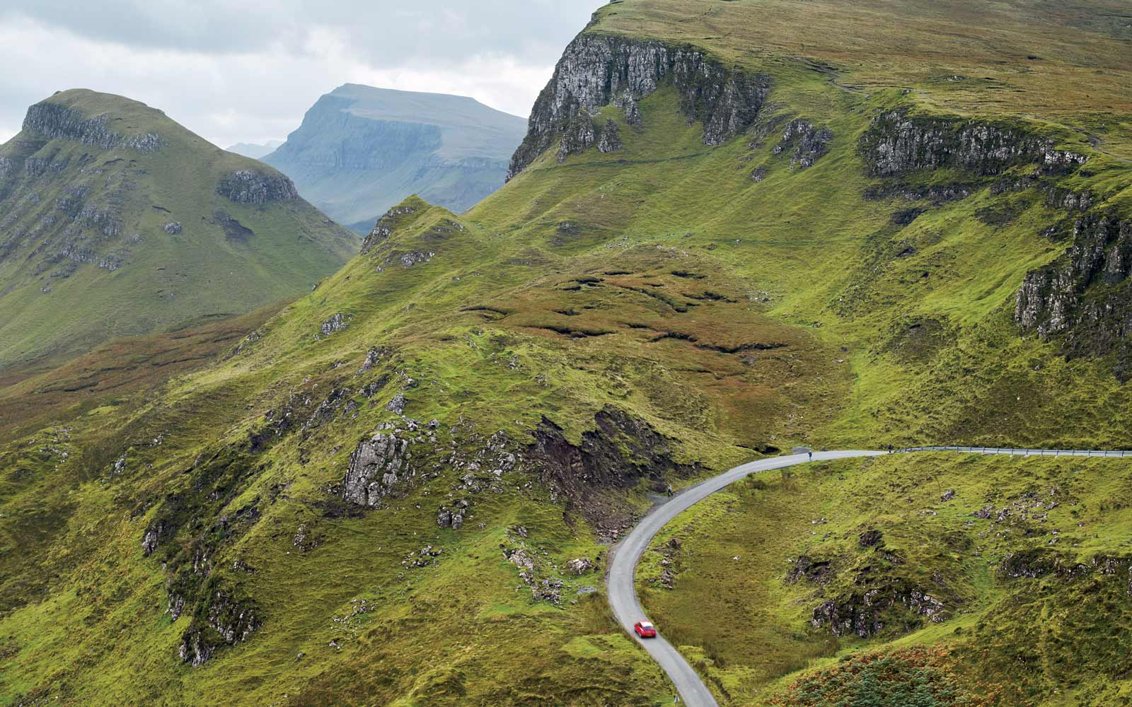 Take a Road Trip Throughout the U.K.
