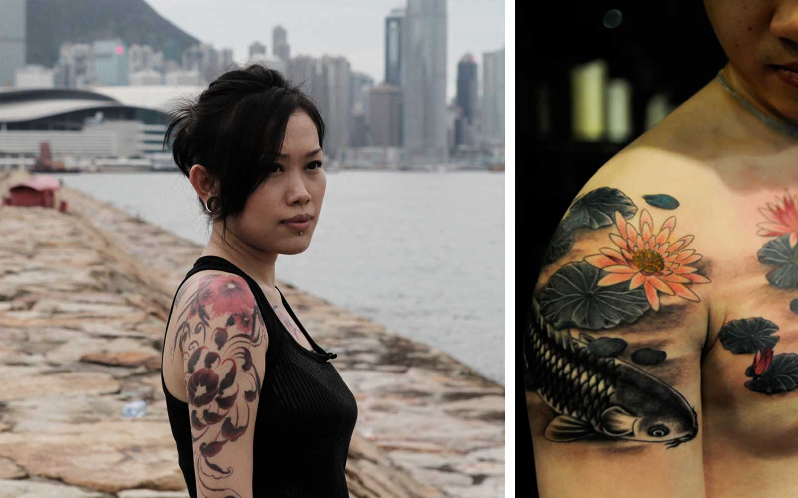 W Hotels Tattoo Artist Residency