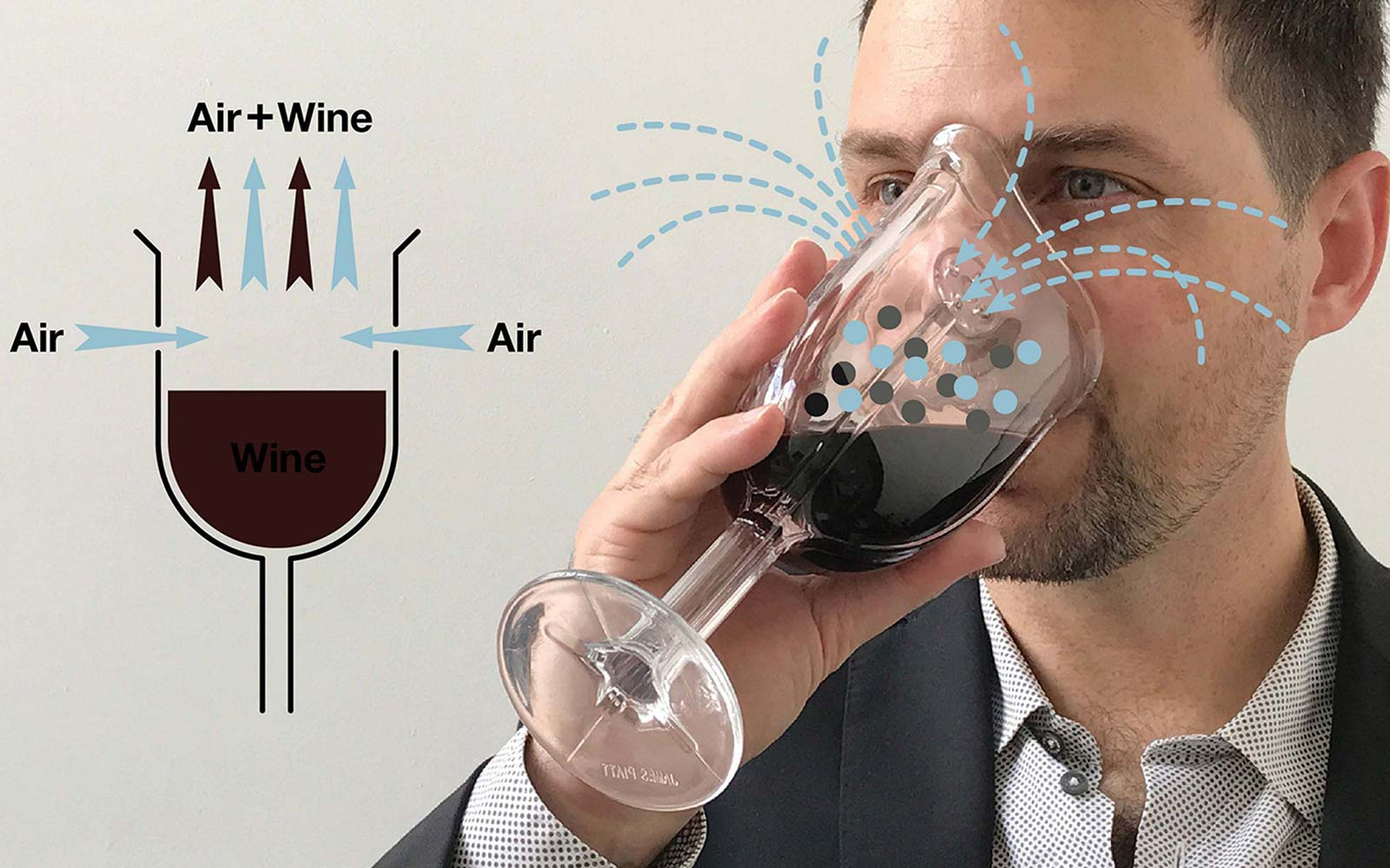Wine Glass Face Shape