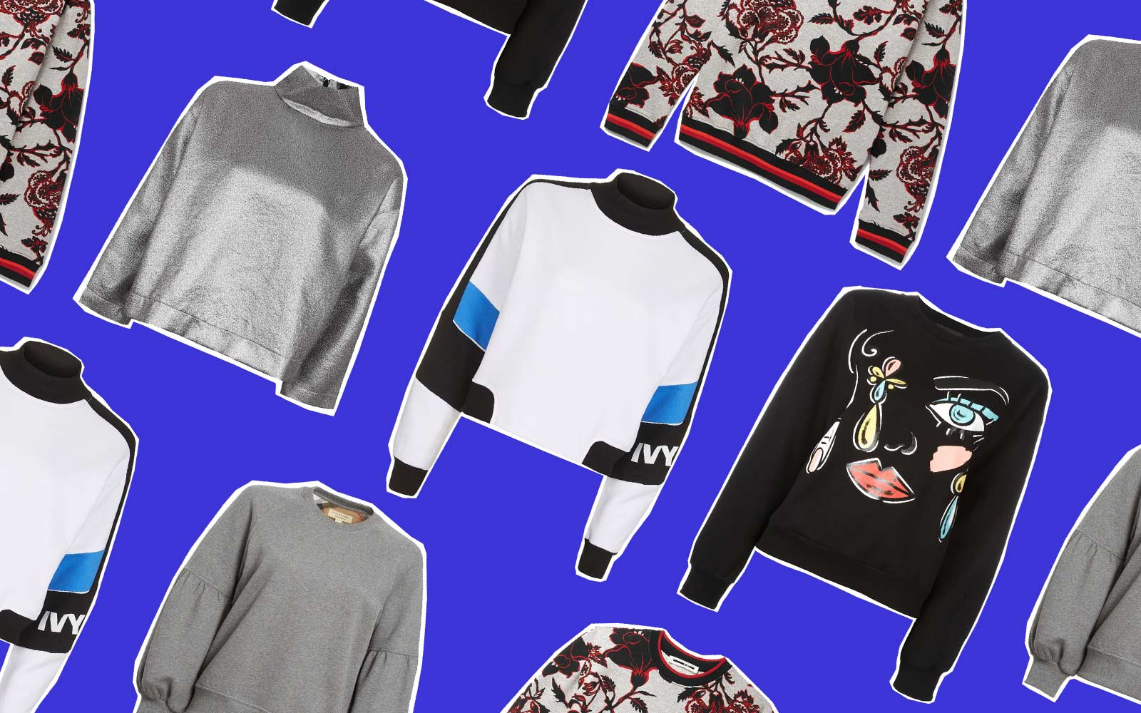 Sweatshirts to Go Out In