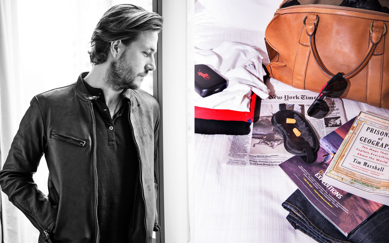 T + L Carry On: Luke Bracey