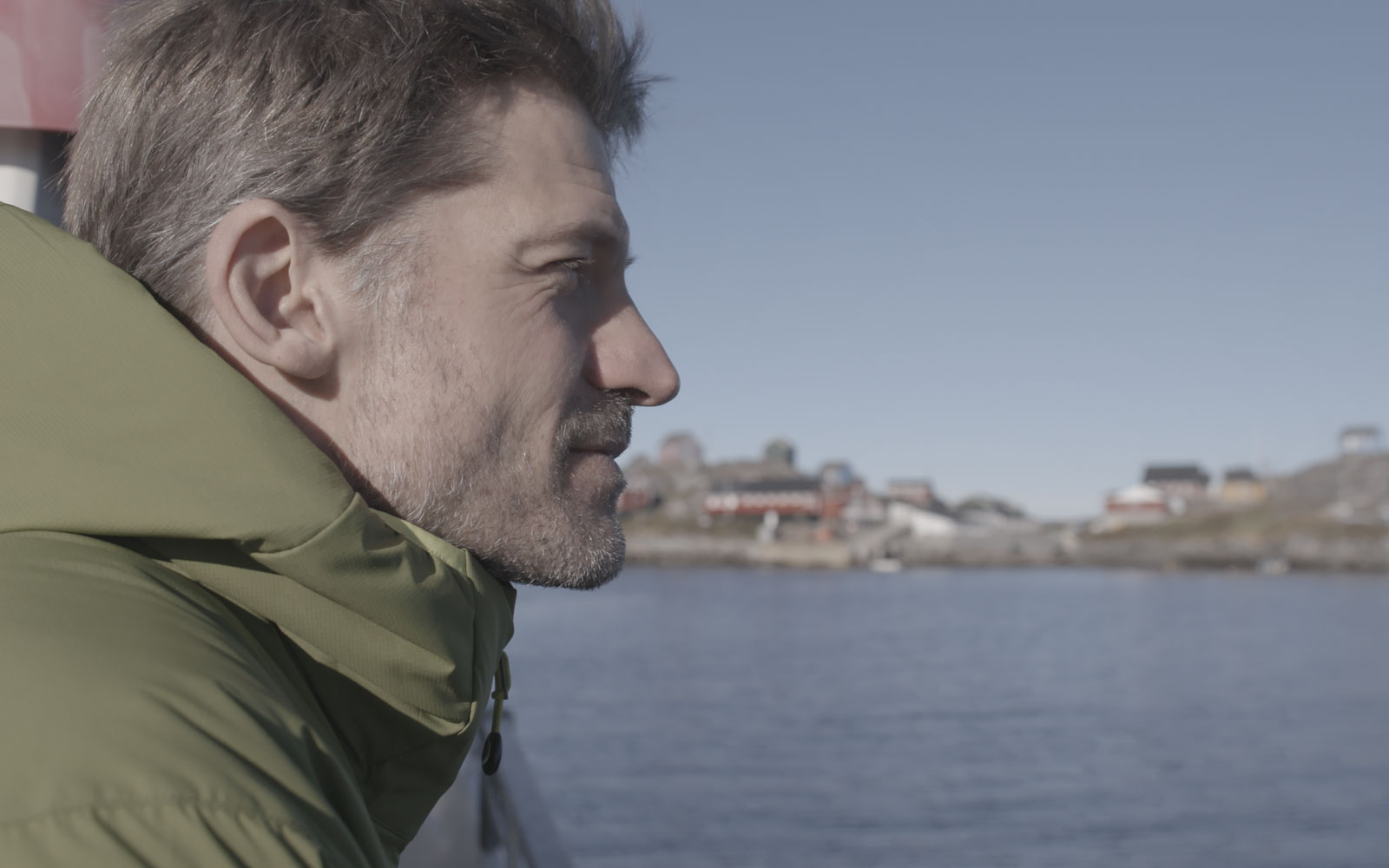 Nikolaj Coster-Waldau teamed up with Google Maps to highlight climate change in Greenland.