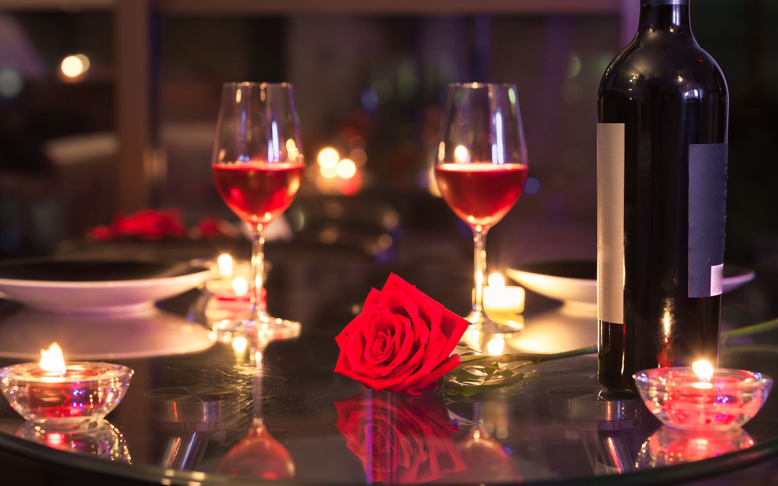 OpenTable announced the 100 most romantic restaurants in the U.S.