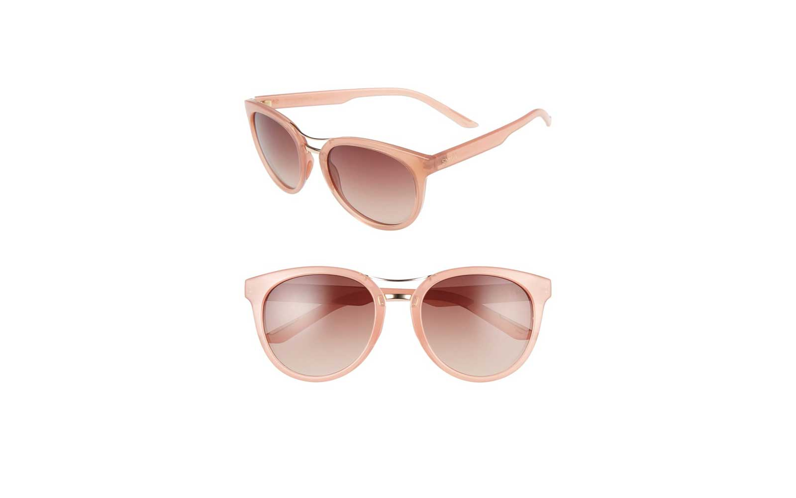 Smith Optics 'Bridgetown' Sunglasses in Blush