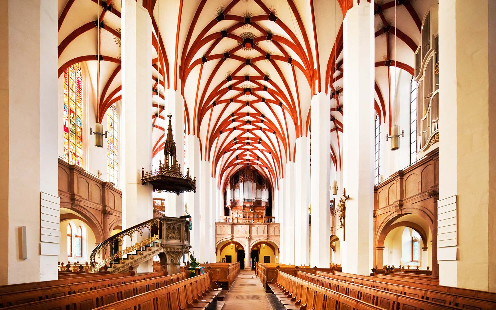 Bach tour of Germany