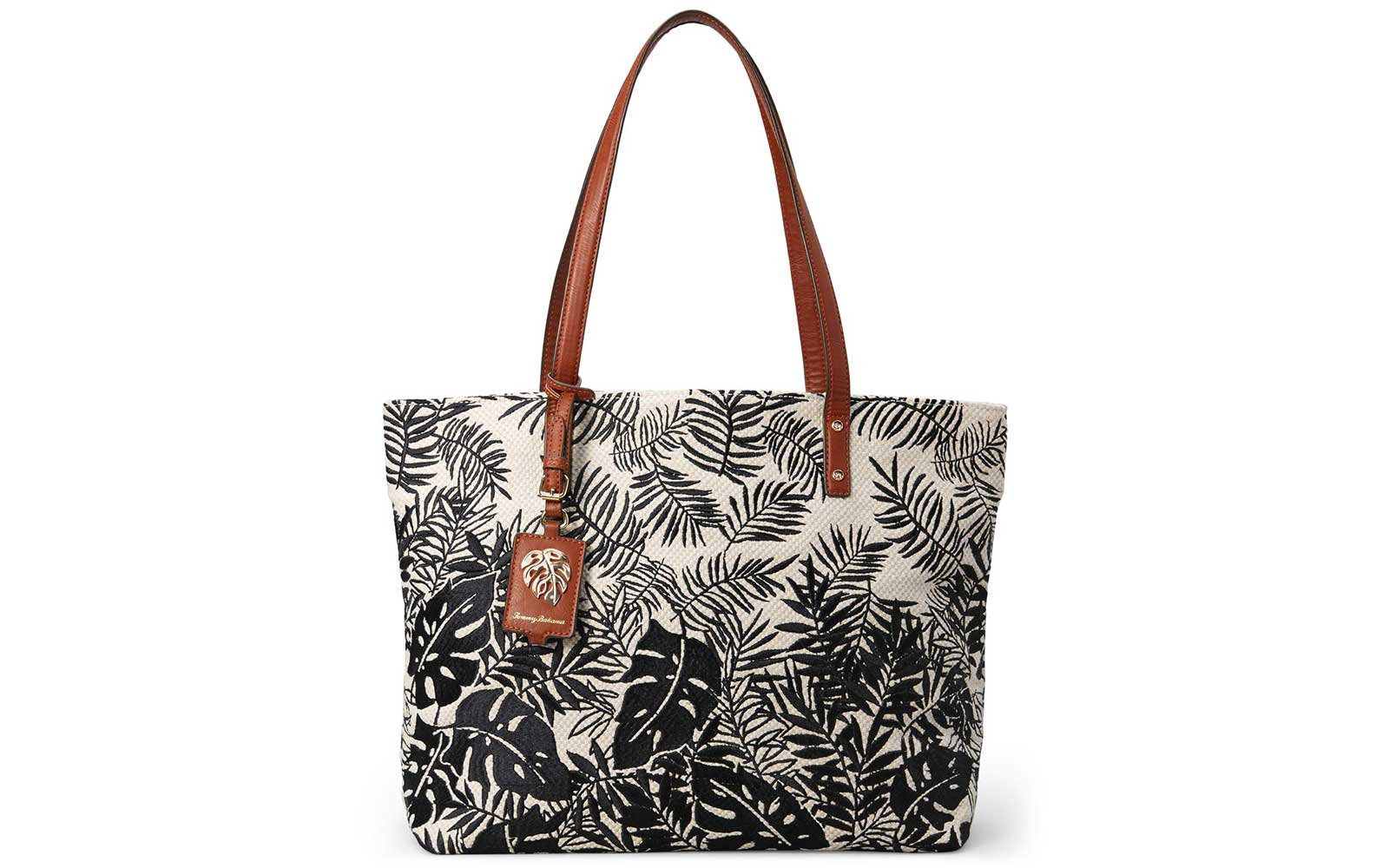 Tommy Bahama 'Palm Beach' Tote in Cool Combo