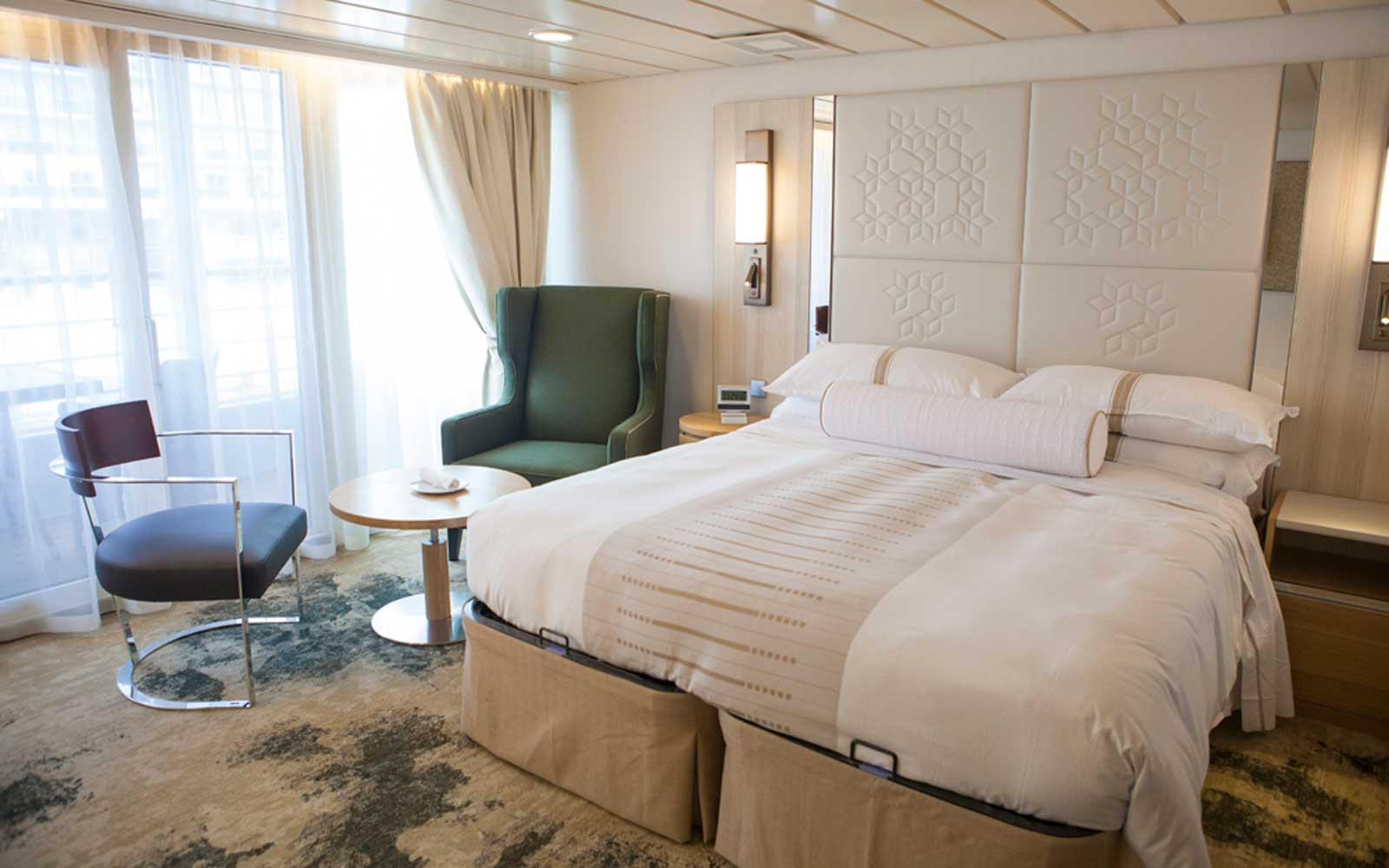 The Staterooms Have Been Totally Redone