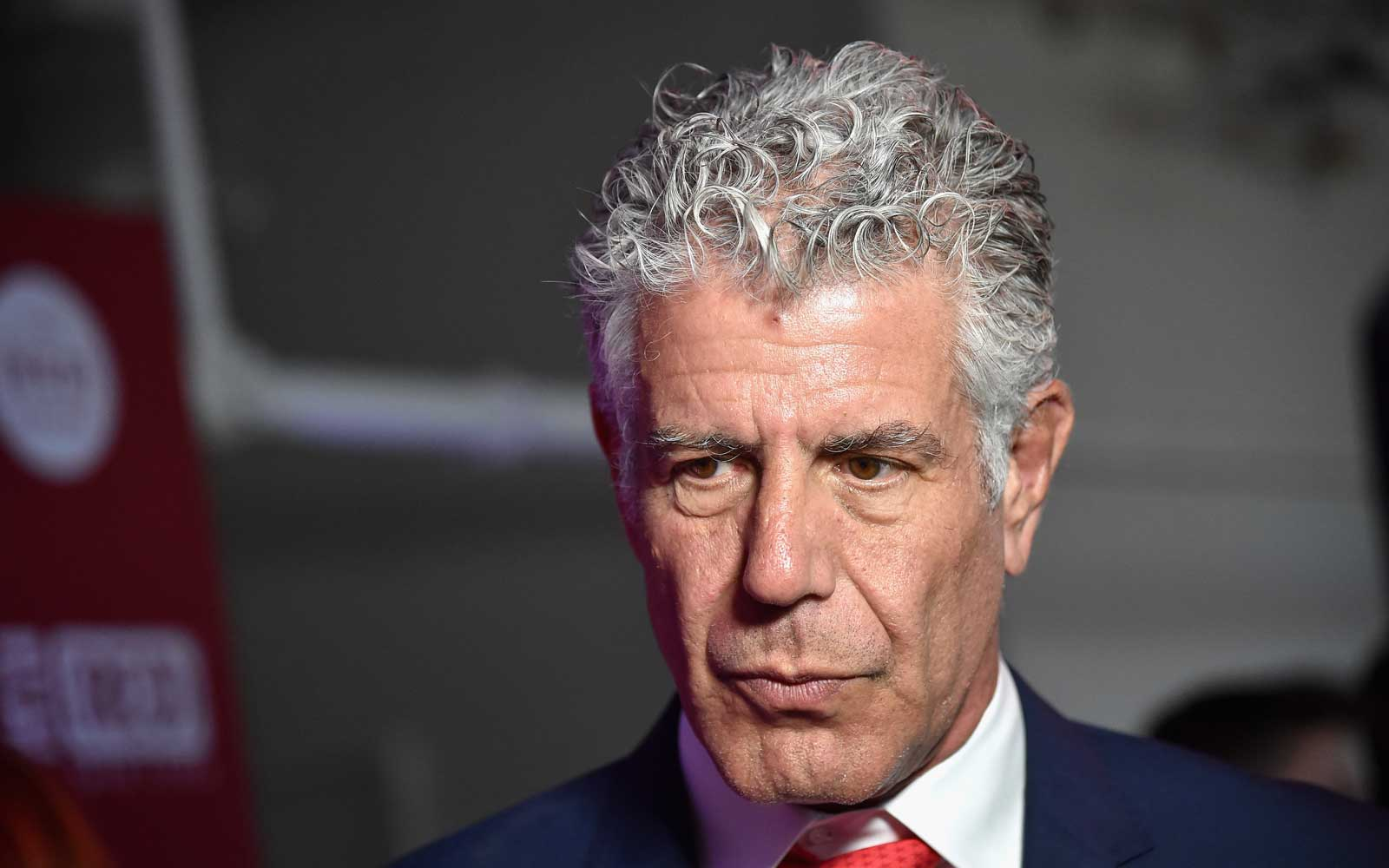 Bourdain Needs A New CEO