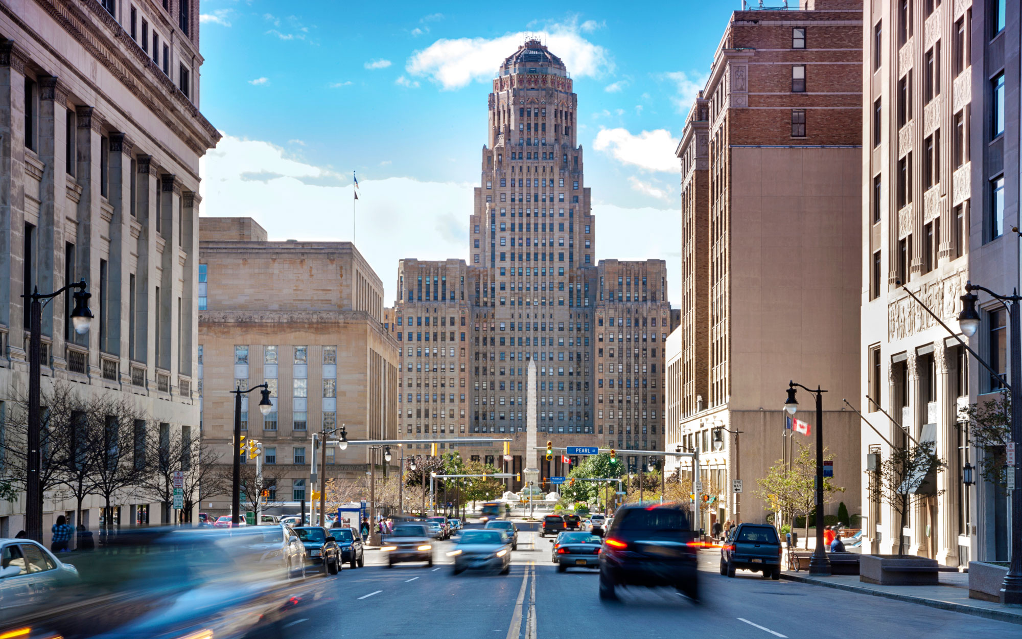 1. Buffalo, New York