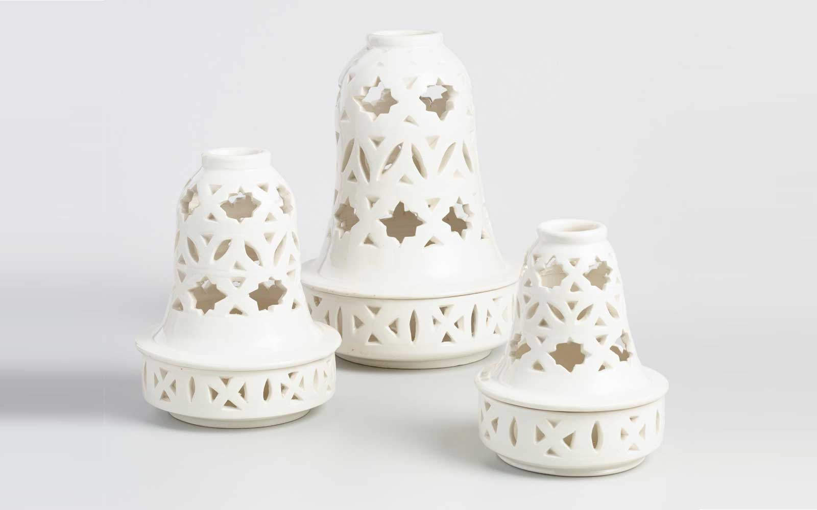 Safi Tealight Holders