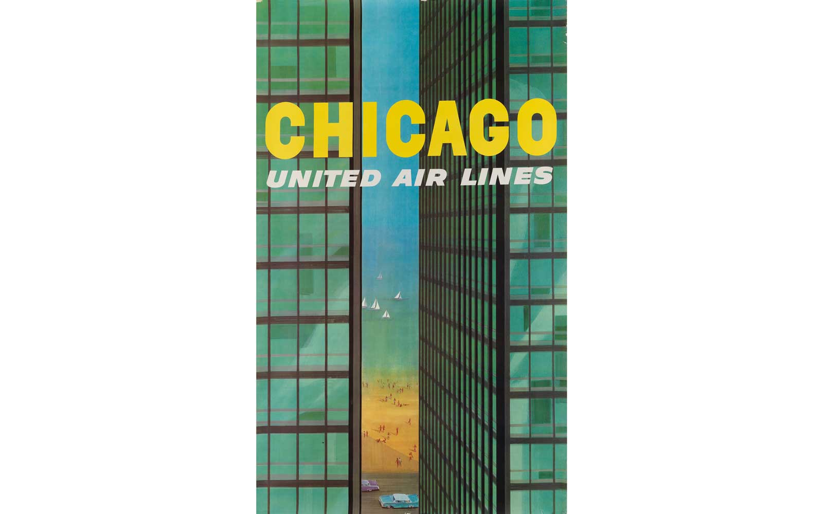 Chicago United Airlines