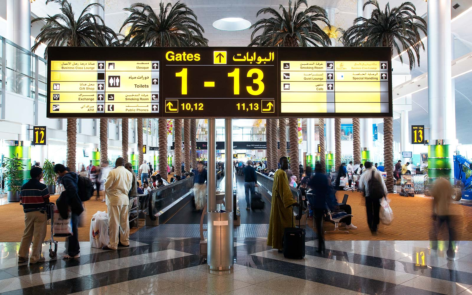 Dubai airport could make you repack your carry-on
