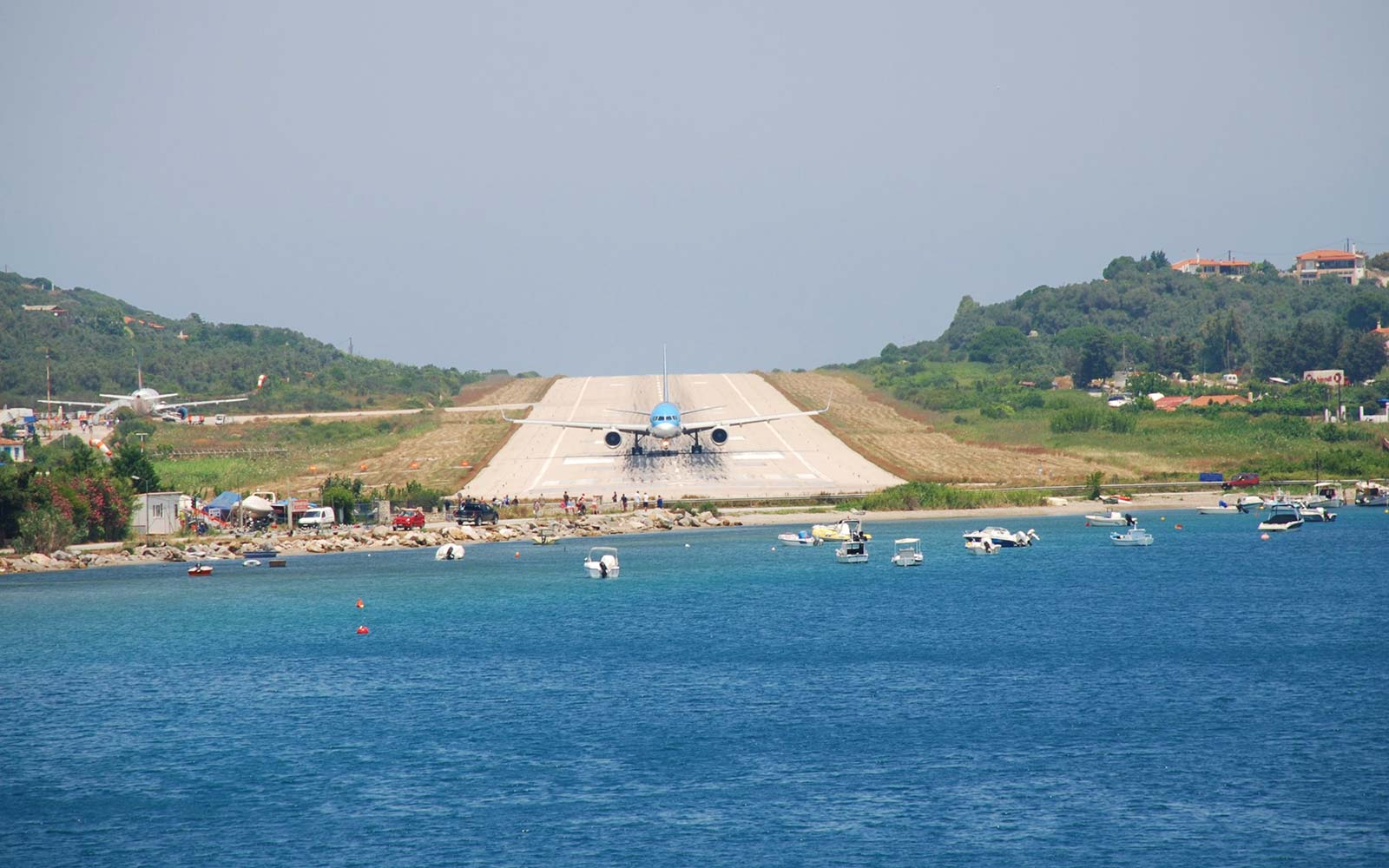 Skiathos Island National Airport, Greece