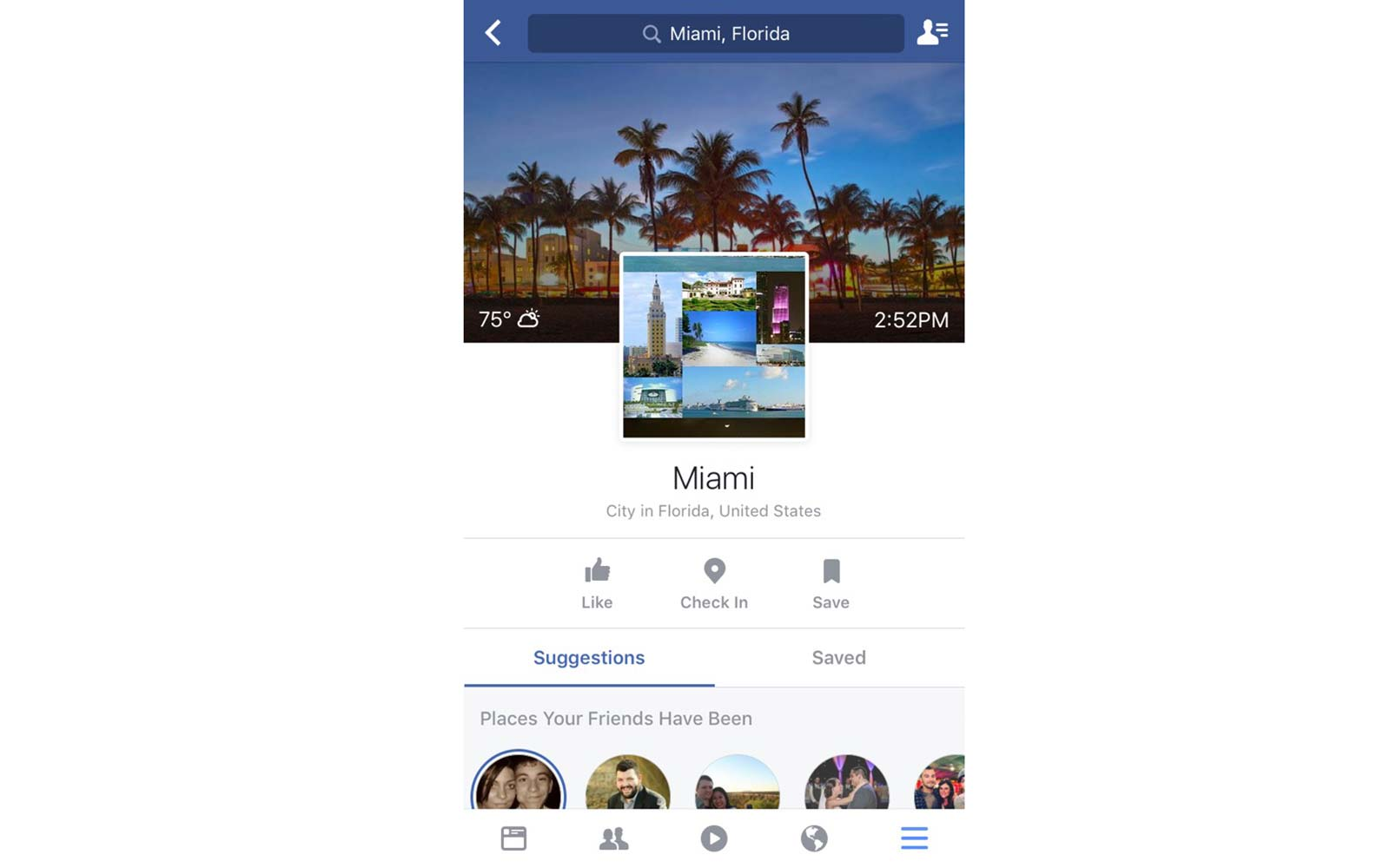 How to use Facebook City Guides