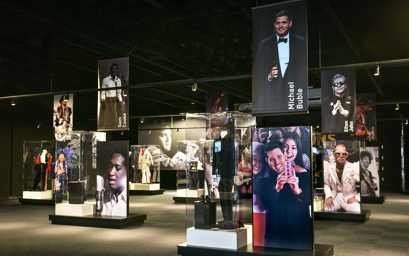 Elvis Presley's Memphis Opens at Graceland