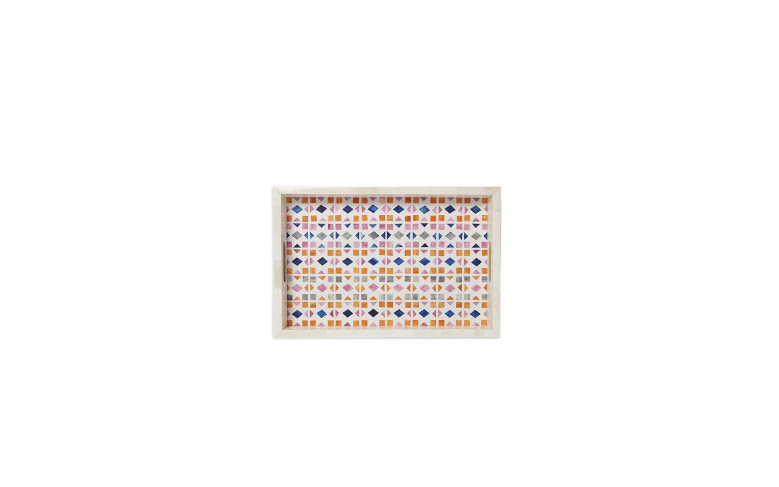 Aelfie Zeynab Bone Inlay Tray