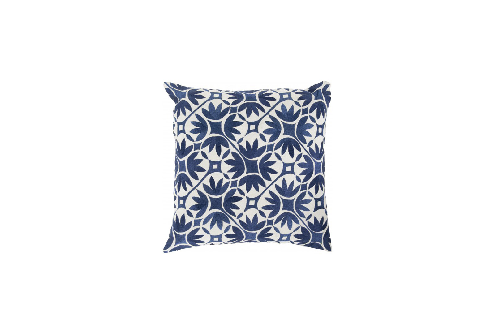 Navy Laylee Pillow