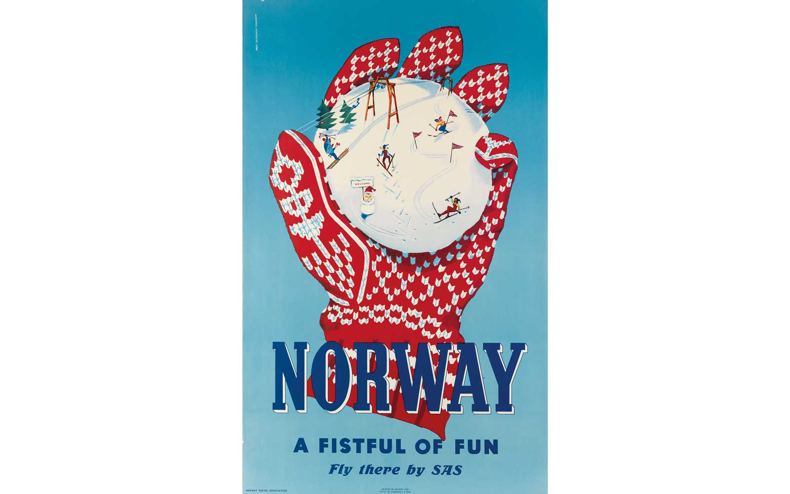 Norway: a Fistful of Fun