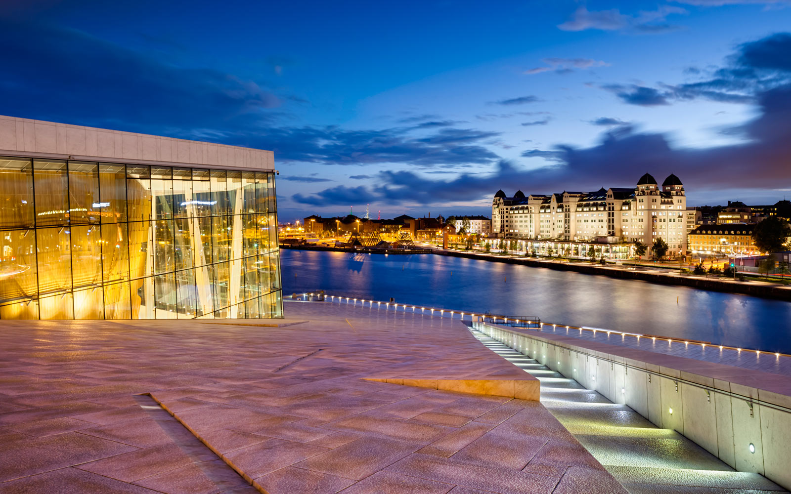 Oslo Opera House, Oslo, Norway
