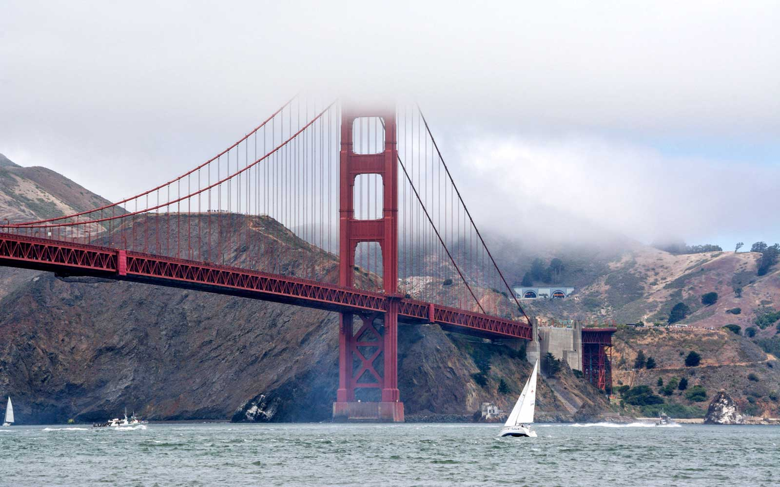 Sail Away in San Francisco