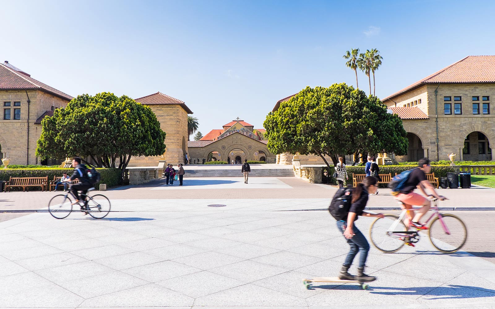 Stanford University, Stanford, California