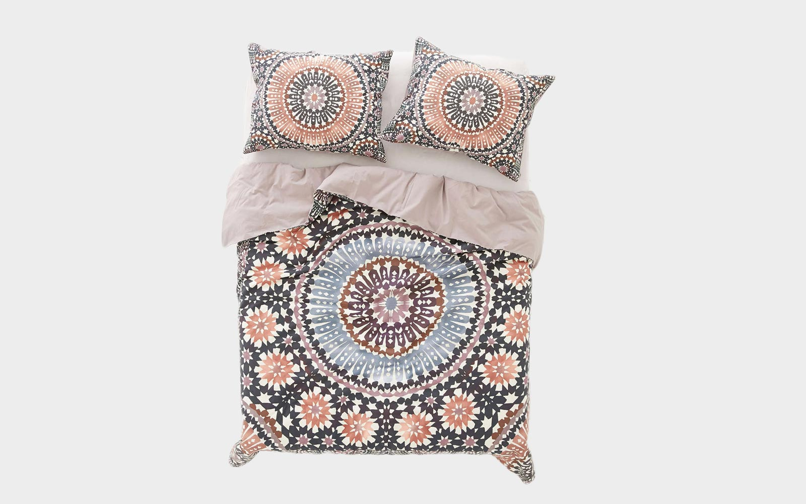 Magical Thinking Moroccan Tile Duvet Cover