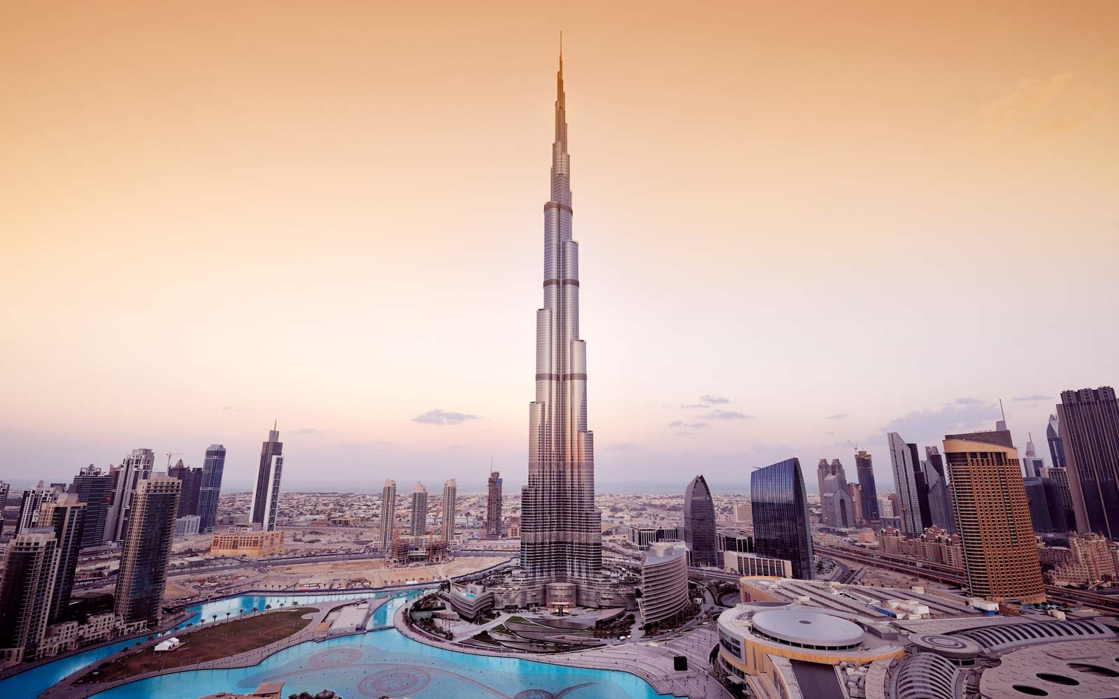 New tallest building