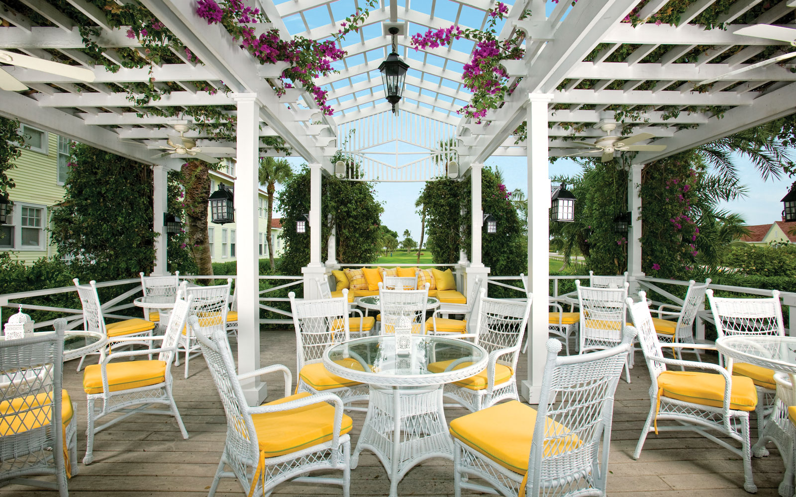 11. Gasparilla Inn in Florida