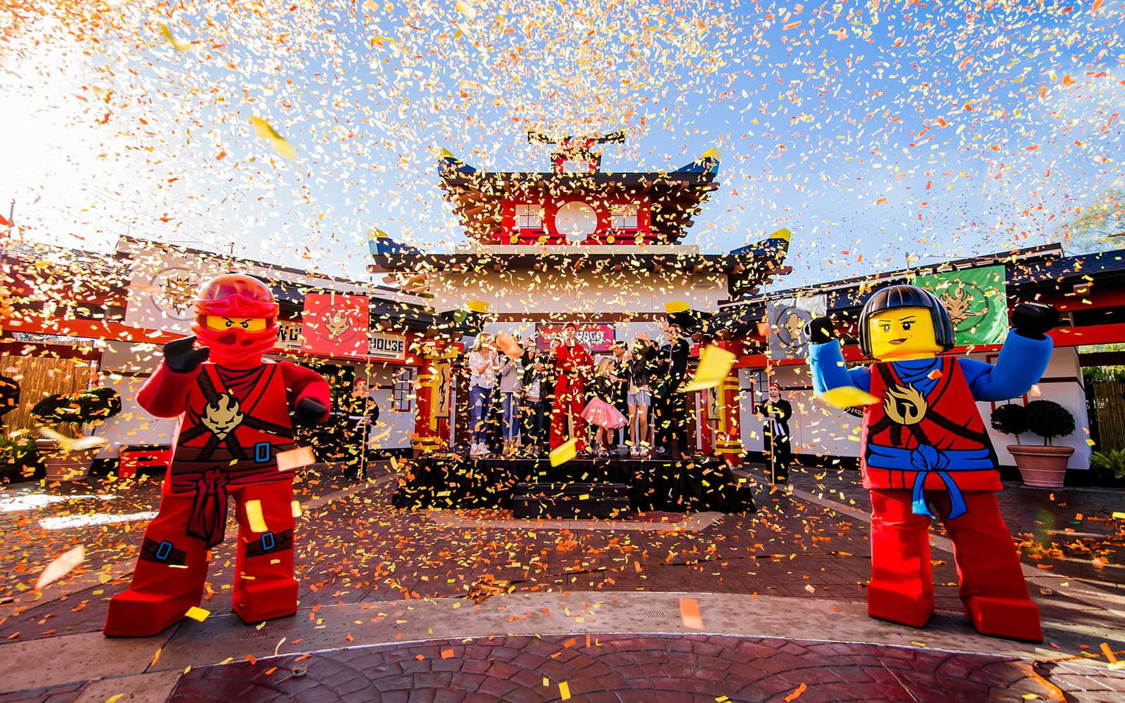 Legoland Florida — Ninjago World