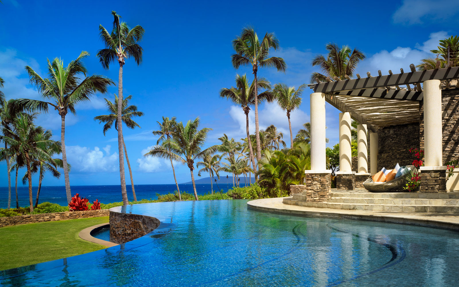 3. Montage Kapalua Bay in Hawaii