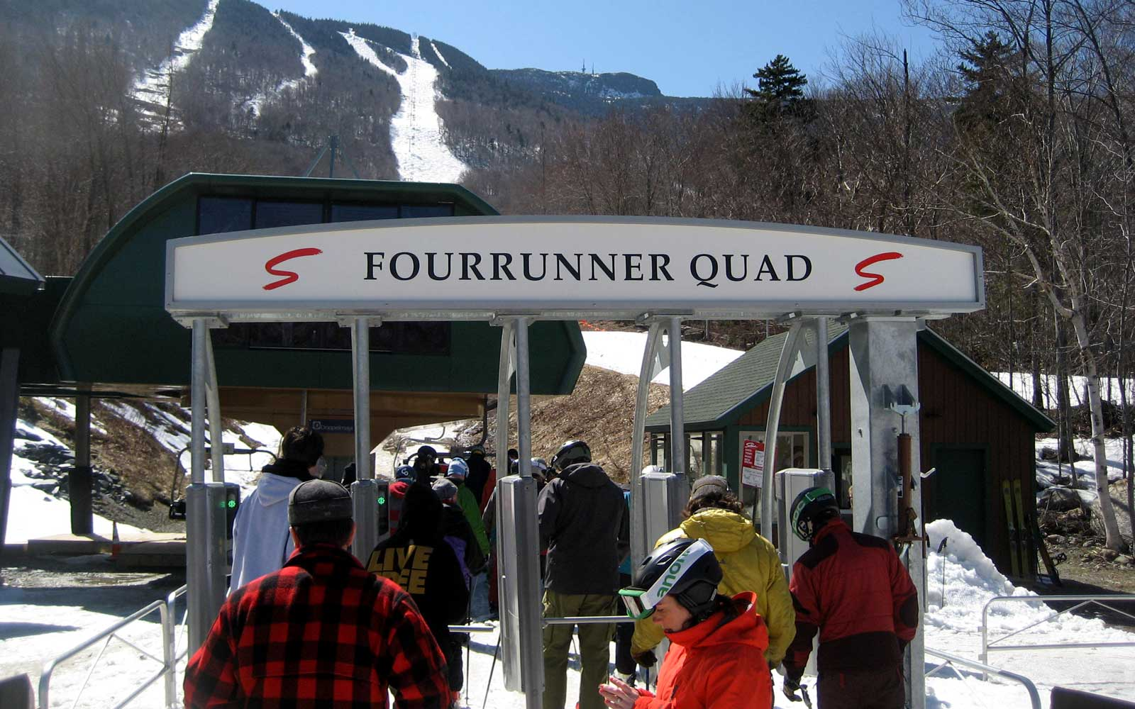 Stowe Mountain, Vermont