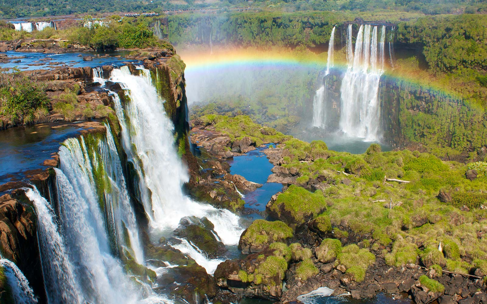 Beautiful Rainbows Around the World