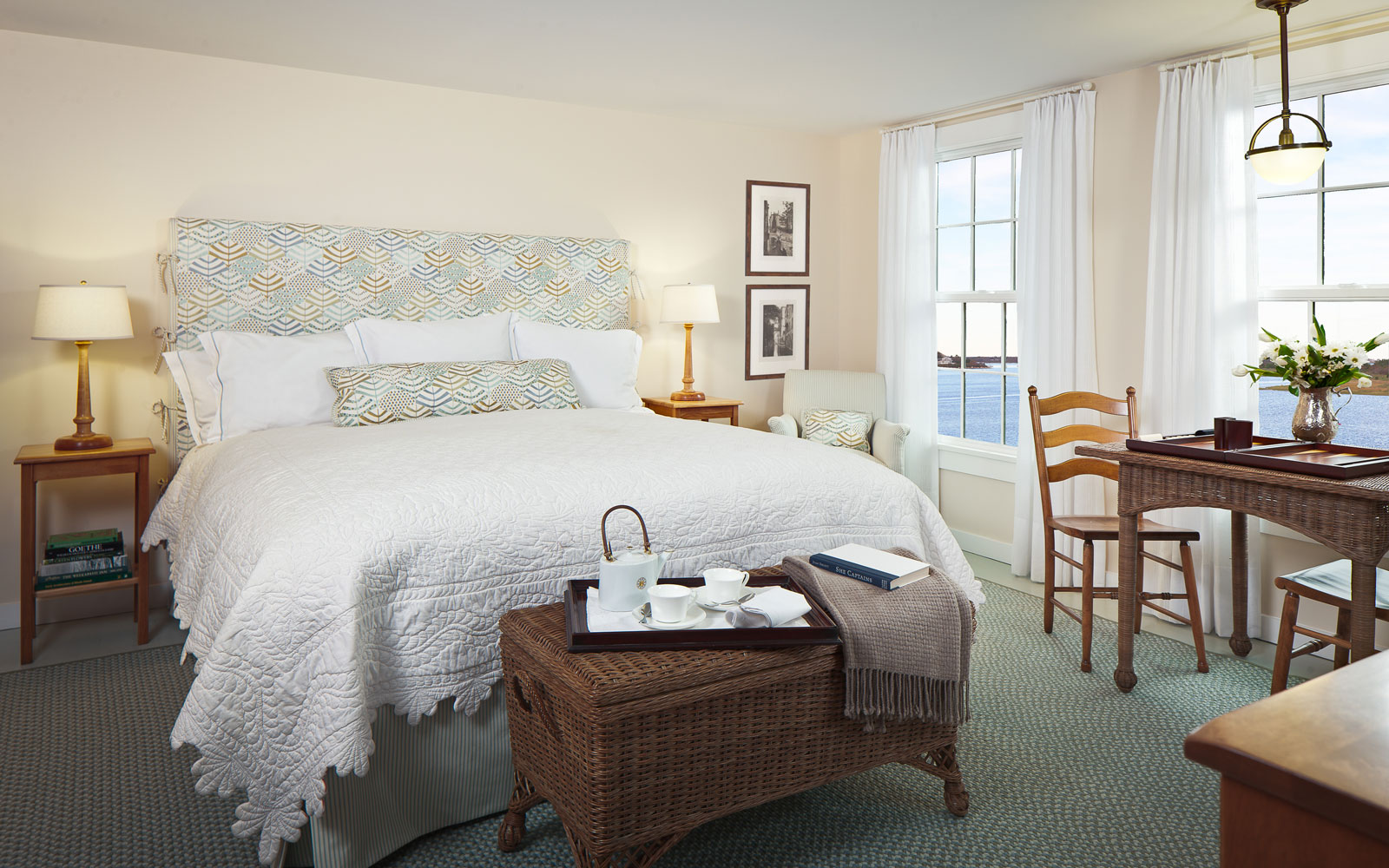 6. Weekapaug Inn in Rhode Island