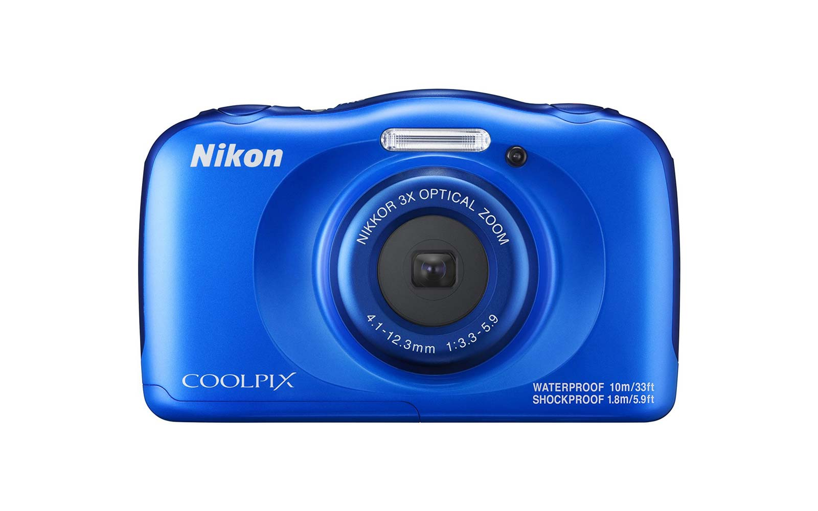 Nikon CoolPix W100 Waterproof