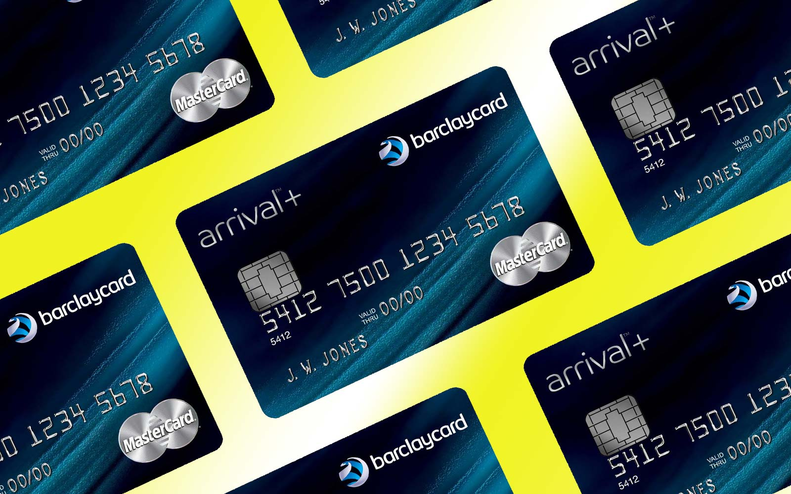 Barclaycard Arrival Plus World Elite MasterCard Credit Card