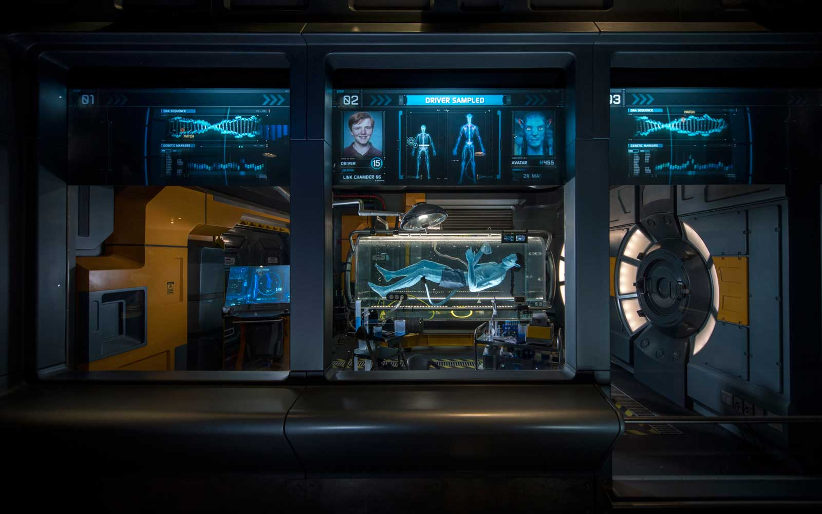 Avatar Flight of Passage, a 3-D thrilling adventure set to open on Pandora – The World of Avatar at Disney's Animal Kingdom