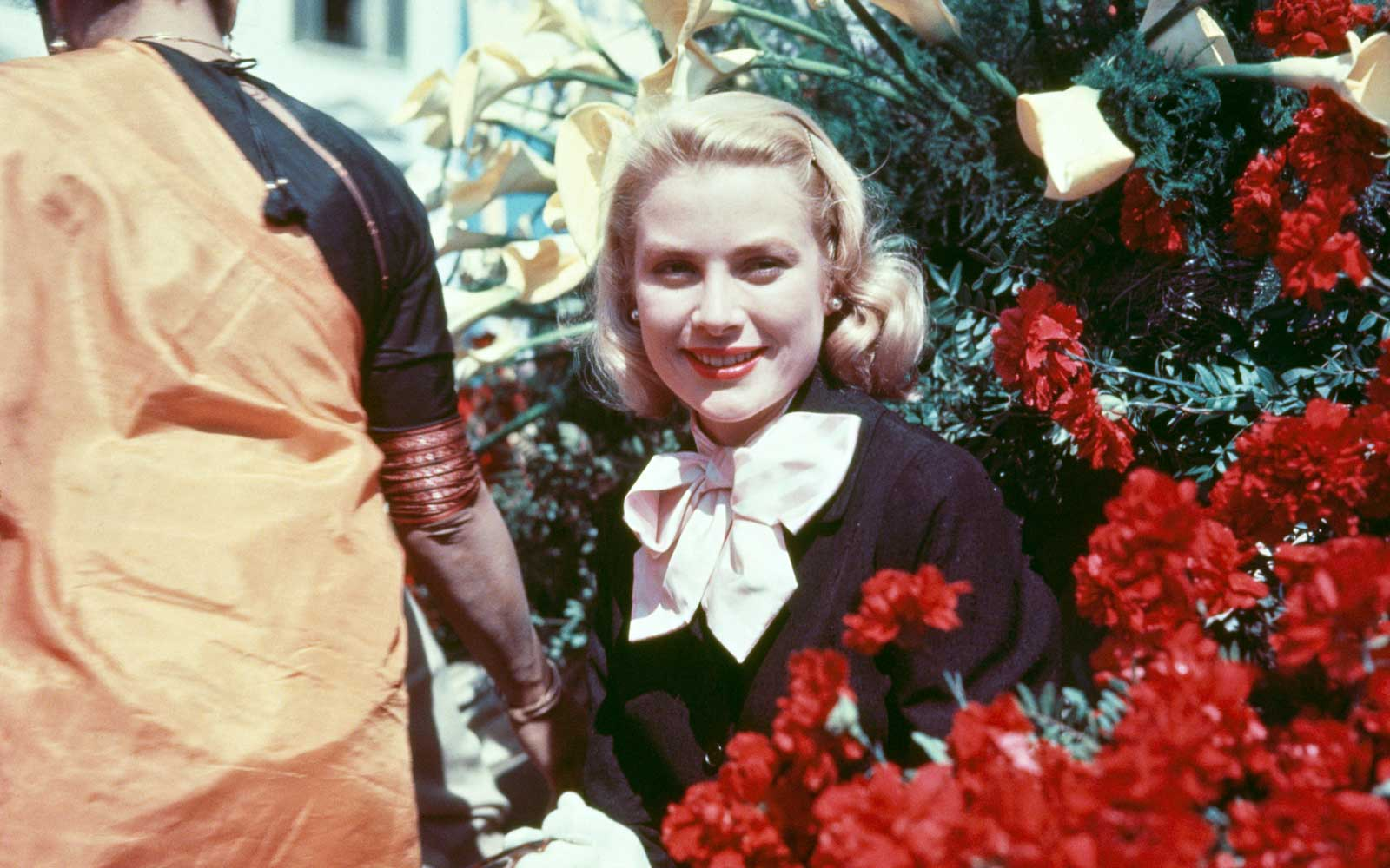 Grace Kelly at Cannes