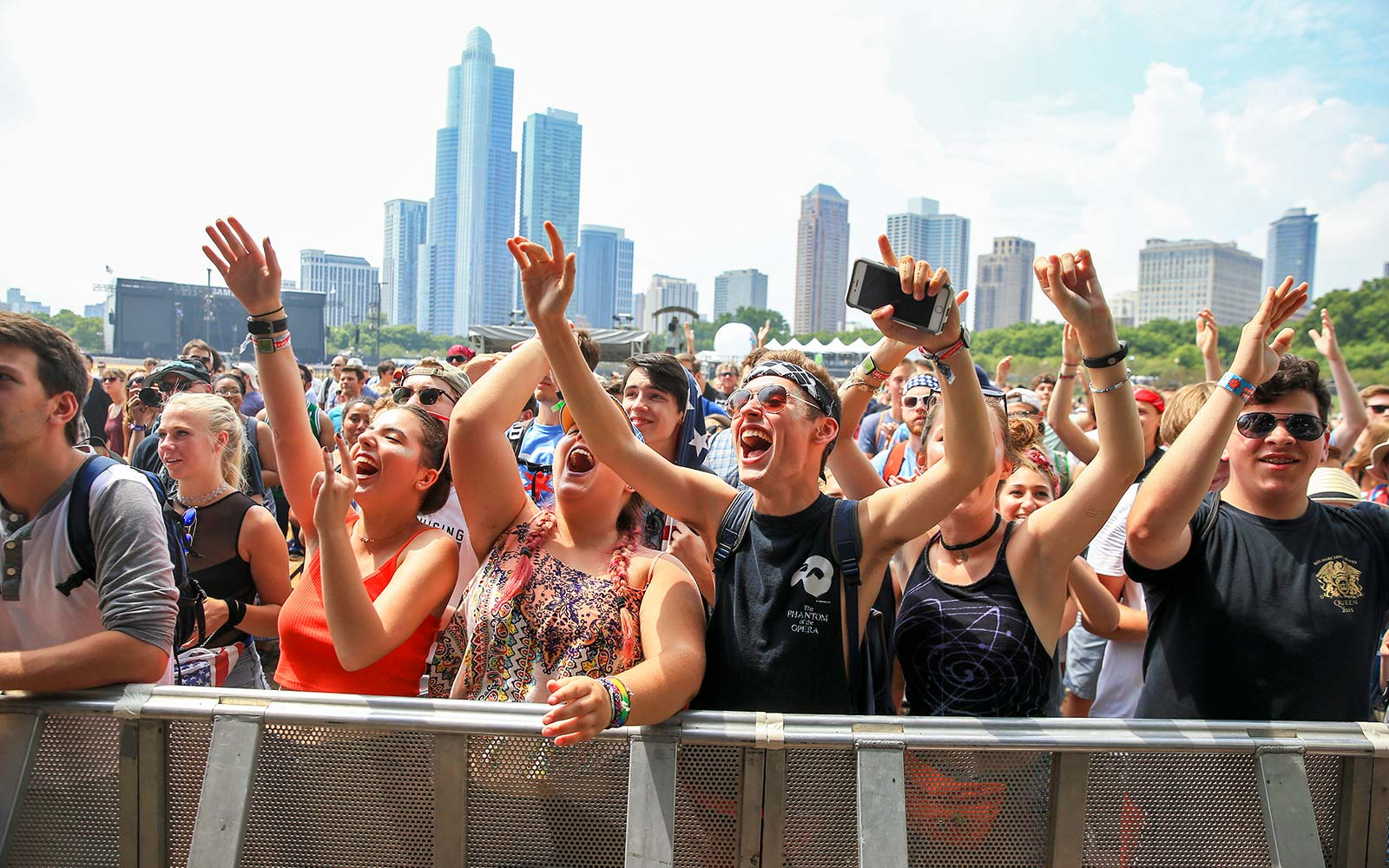 National Concert Day Lollapalooza Music Festival Chicago