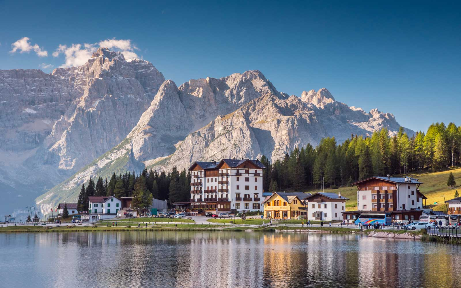 Misurina Lake, Italy