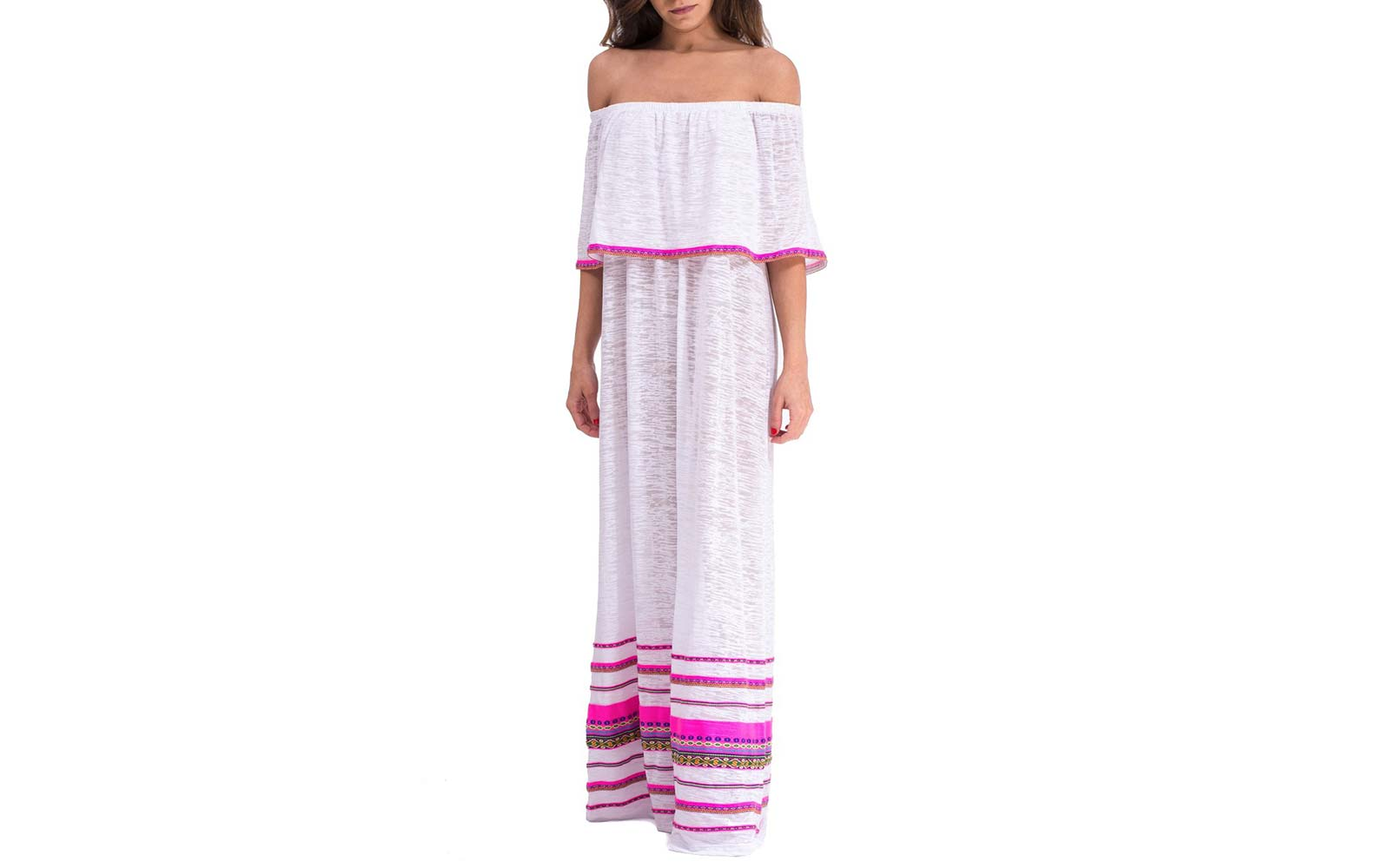 Pitusa Maxis Cover-up Dress