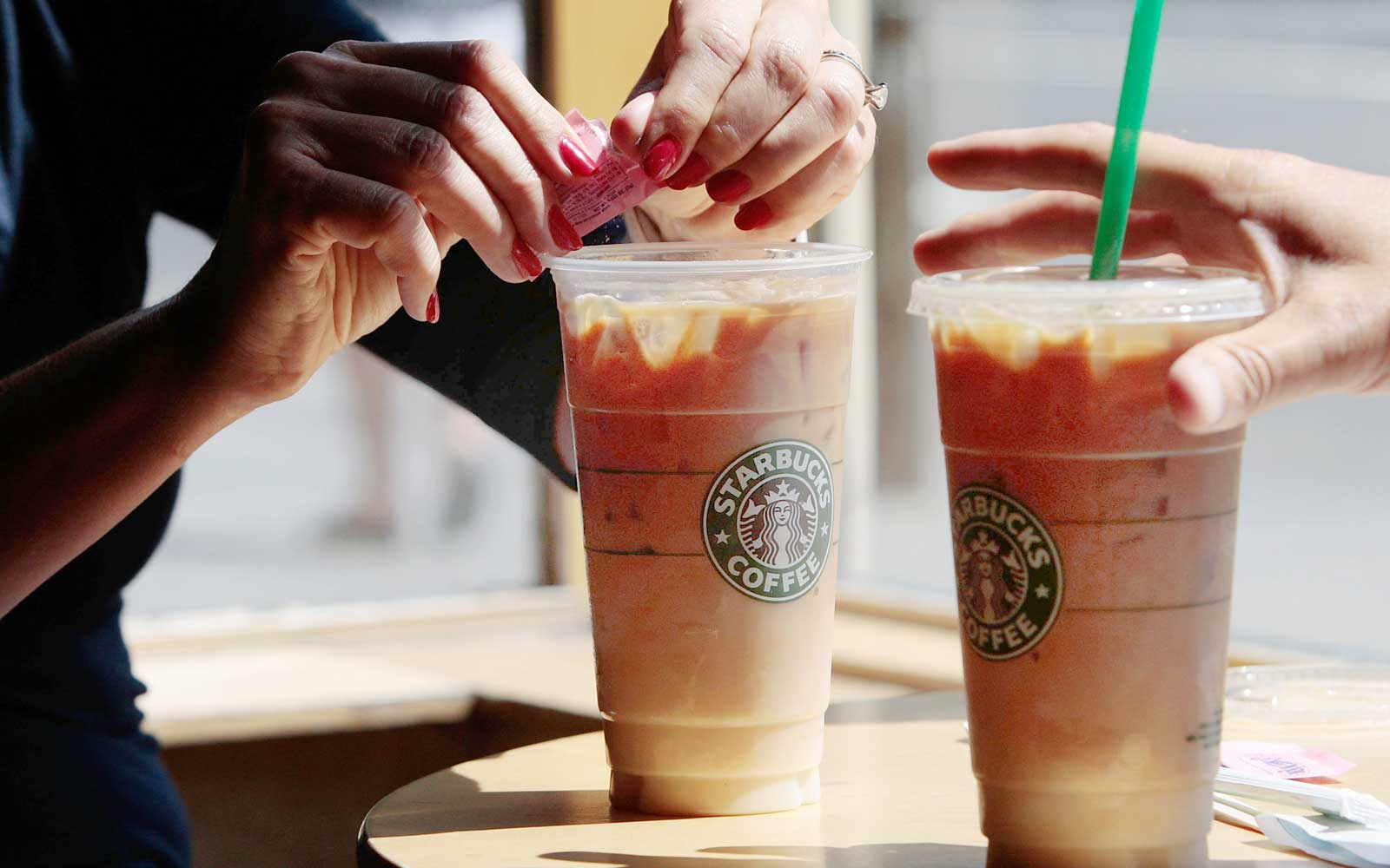 Starbucks is Testing Out Coffee Ice Cubes So You Can Have Coffee in Your Coffee