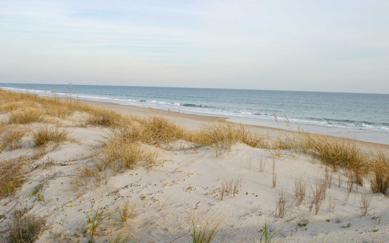 Topsail Beach and Topsail Island Beach: Topsail Beach, North Carolina